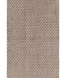 RugStudio presents Dash And Albert Two Tone Rope 72676 Brown/Ivory Flat-Woven Area Rug