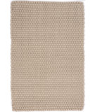 RugStudio presents Dash And Albert Rope Platinum Neutral Hand-Knotted, Better Quality Area Rug