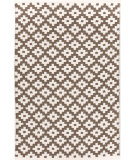 RugStudio presents Dash And Albert Samode 92382 Charcoal/Ivory Flat-Woven Area Rug