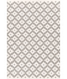 RugStudio presents Dash And Albert Samode 92384 Fieldstone/Ivory Flat-Woven Area Rug