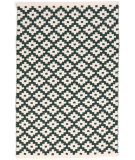 RugStudio presents Dash And Albert Samode Geometric Ivory Pine Flat-Woven Area Rug