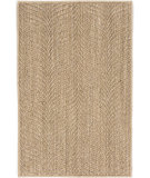 RugStudio presents Dash And Albert Wave Rda433 Natural Sisal/Seagrass/Jute Area Rug