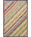 RugStudio presents Dash and Albert Steps  Hand-Hooked Area Rug
