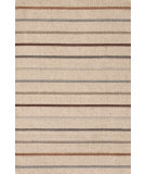 RugStudio presents Dash And Albert Stone House 72668 Stripe Woven Area Rug