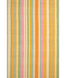 RugStudio presents Dash and Albert Tangerine Dream Flat-Woven Area Rug