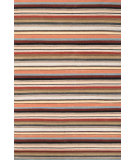 RugStudio presents Dash And Albert Templo 72670 Stripe Woven Area Rug