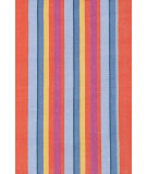 RugStudio presents Dash And Albert Tigerlily Stripe Woven Area Rug