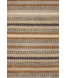 RugStudio presents Dash And Albert Tin Ladder Stripe Flat-Woven Area Rug