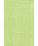 RugStudio presents Dash And Albert Two Tone Rope 72674 Apple/White Flat-Woven Area Rug