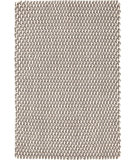 RugStudio presents Dash And Albert Two-Tone Rope Fieldstone/Ivory Woven Area Rug