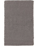 RugStudio presents Dash And Albert Two-Tone Rope 105570 Graphite/Fieldstone Woven Area Rug