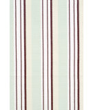 RugStudio presents Dash and Albert Vanilla 56284 Sky Flat-Woven Area Rug