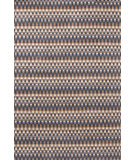 RugStudio presents Dash And Albert Verona 92391 Ink Hand-Knotted, Good Quality Area Rug
