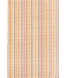 RugStudio presents Dash And Albert Watercolor Stripe 105572 Flat-Woven Area Rug