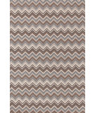 RugStudio presents Dash And Albert Zigzag 92393 Natural Hand-Hooked Area Rug