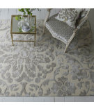 RugStudio presents Designers Guild Royal Cabochon Chalk Hand-Tufted, Good Quality Area Rug