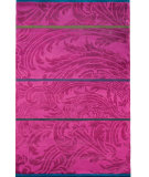 RugStudio presents Designers Guild Premier Constantinople Fuchsia Hand-Tufted, Good Quality Area Rug