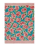 RugStudio presents Designers Guild Children Daisy Peony Hand-Tufted, Best Quality Area Rug