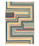 RugStudio presents Designers Guild Christian Lacroix Abstract Malachite Opalin Woven Area Rug