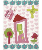 RugStudio presents Designers Guild Children Lolas Magic Garden Hand-Tufted, Best Quality Area Rug