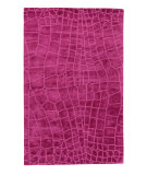RugStudio presents Designers Guild Premier Nabucco Fuchsia Hand-Tufted, Good Quality Area Rug