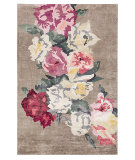 RugStudio presents Designers Guild Premier Octavia Linen Hand-Knotted, Good Quality Area Rug