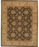 RugStudio presents Due Process Amritsar Ziegler Brown-Beige Hand-Knotted, Best Quality Area Rug