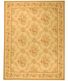 RugStudio presents Due Process Aubusson Niort Cream Flat-Woven Area Rug