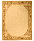 RugStudio presents Due Process Aubusson Rennes Ivory Flat-Woven Area Rug
