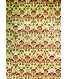 RugStudio presents Due Process Empress Arts & Crafts Ivory Hand-Knotted, Best Quality Area Rug