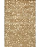 RugStudio presents Due Process Empress Spring Straw-Ivory Hand-Knotted, Best Quality Area Rug