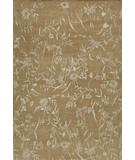 RugStudio presents Due Process Empress Spring Straw-Sage Hand-Knotted, Best Quality Area Rug