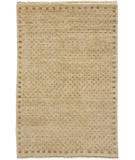 RugStudio presents Due Process Gabbeh Speckle Beige Hand-Knotted, Best Quality Area Rug