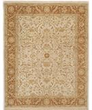 RugStudio presents Due Process Jagapatti Bidjar Ivory-Bronze Hand-Knotted, Best Quality Area Rug