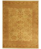 RugStudio presents Due Process Jagapatti Kotan Cream-Beige Hand-Knotted, Best Quality Area Rug