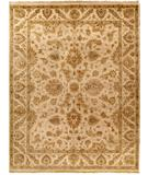 RugStudio presents Due Process Jagapatti Polonaise Cream Hand-Knotted, Best Quality Area Rug