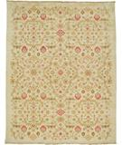 RugStudio presents Rugstudio Sample Sale 28240R Cream Hand-Knotted, Best Quality Area Rug