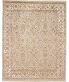 RugStudio presents Due Process Kashmir Nain Camel-Ivory Hand-Knotted, Best Quality Area Rug