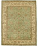 RugStudio presents Due Process Khyber Ziegler Opal-Cream Hand-Knotted, Best Quality Area Rug