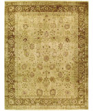 RugStudio presents Due Process Khyber Haji Champagne/Brown Hand-Knotted, Best Quality Area Rug