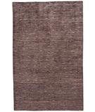 RugStudio presents Due Process Nouveau Shimmer Chocolate Hand-Knotted, Best Quality Area Rug