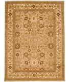RugStudio presents Due Process Peshawar Haja Lille Beige-Cream Hand-Knotted, Best Quality Area Rug