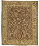 RugStudio presents Due Process Peshawar Isphahan Putty-Cream Hand-Knotted, Best Quality Area Rug