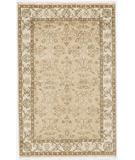 RugStudio presents Due Process Thana Lilihan Lemon-Ivory Hand-Knotted, Best Quality Area Rug