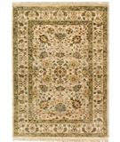 RugStudio presents Due Process Thana Tabriz Ivory Hand-Knotted, Best Quality Area Rug