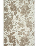 RugStudio presents Dynamic Rugs Mysterio 1201-101 Eggshell Machine Woven, Good Quality Area Rug