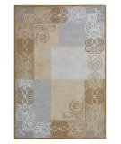 RugStudio presents Dynamic Rugs Vision 1900-599 Hand-Tufted, Good Quality Area Rug