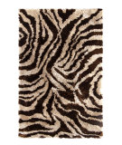 RugStudio presents Dynamic Rugs Safari 2710-170 Hand-Tufted, Good Quality Area Rug