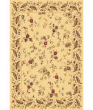RugStudio presents Dynamic Rugs Yazd 2801-110 Buff Machine Woven, Good Quality Area Rug