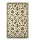 RugStudio presents Dynamic Rugs Dynamak 3002-110 Cream Hand-Tufted, Good Quality Area Rug